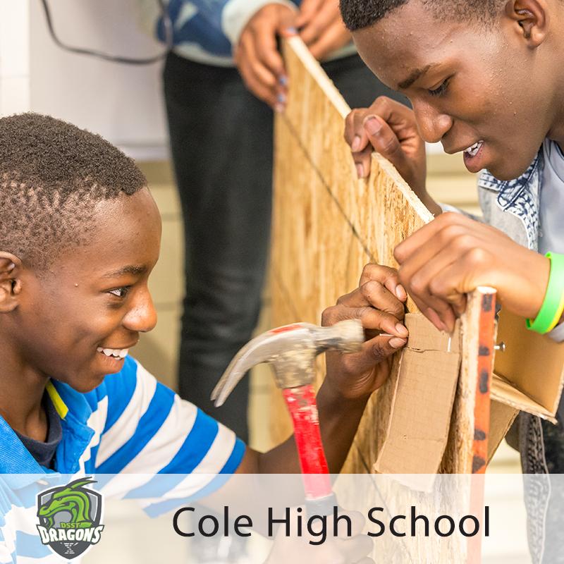Cole High School