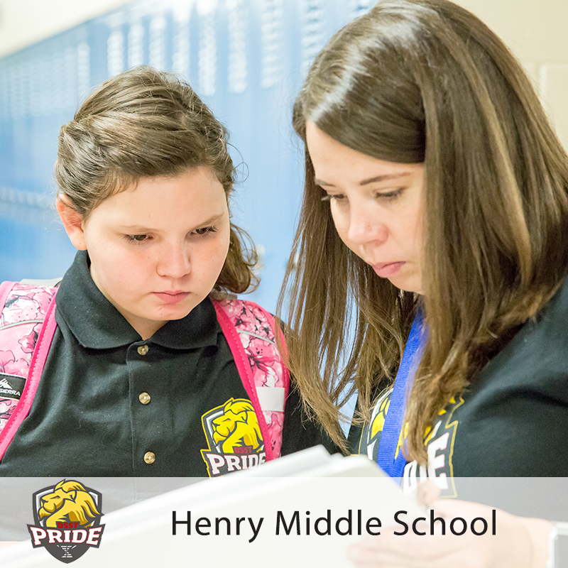 Henry Middle School