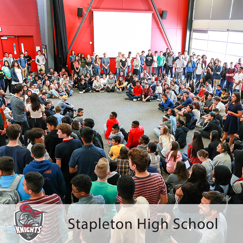 Stapleton High School