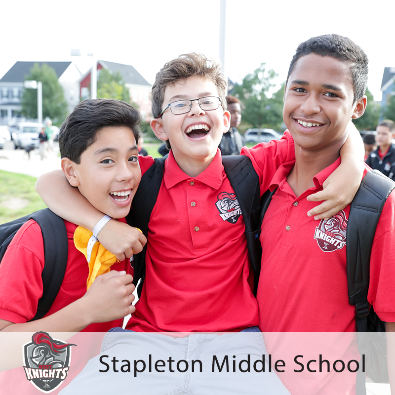 Stapleton Middle School