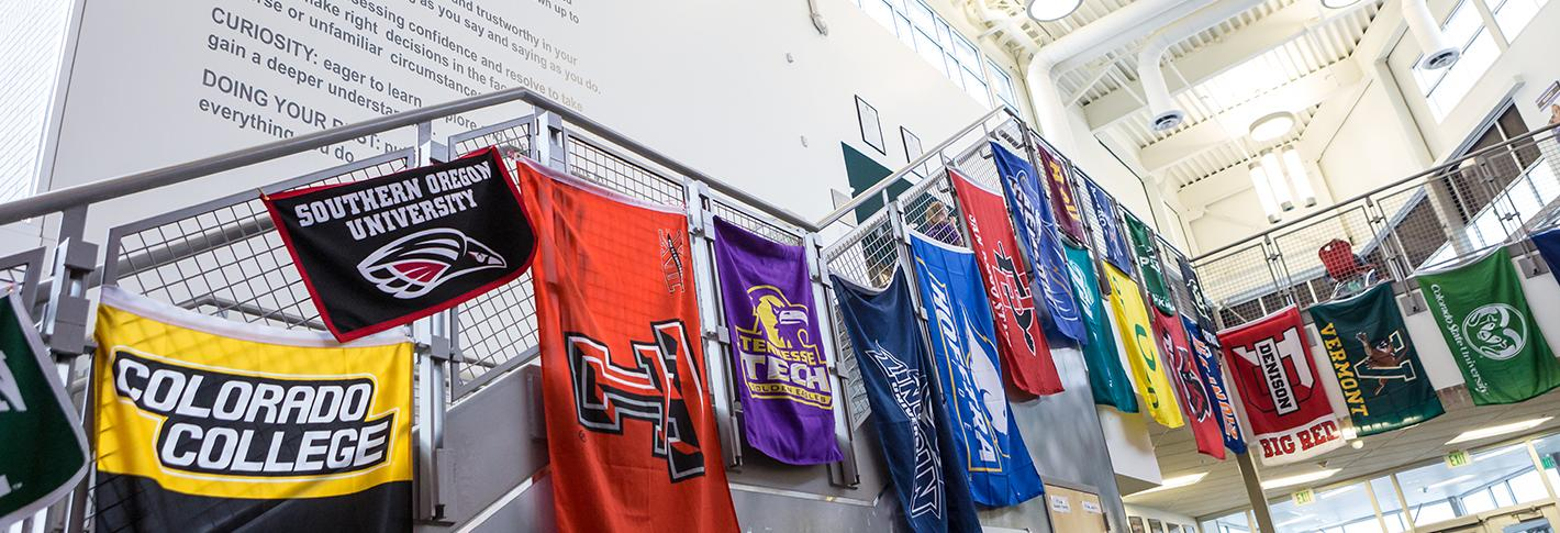 college-flags-on-stairs.jpg